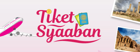 Ticket Syaaban Winner Announcement