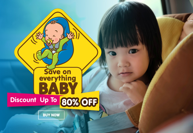 Save on everything baby! - Hot Deals
