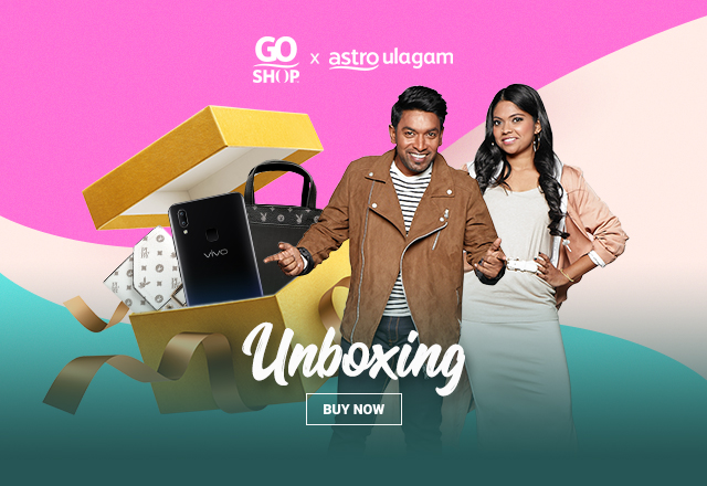 Let's Unboxing with Ulagam 640x440