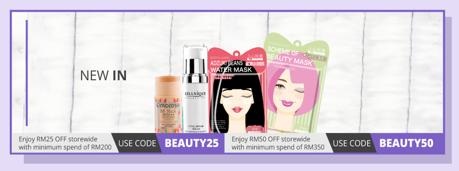 Beauty News - New In 940x220