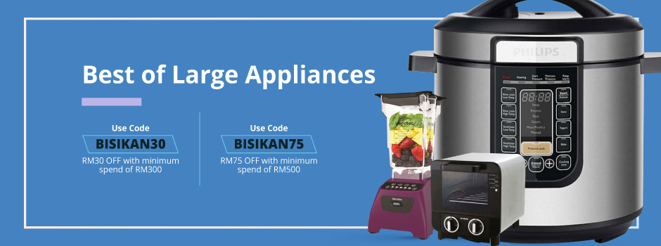 Bisikan Ramadan - Best of Large Appliances 940x220