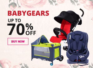 Baby Gears up to 70% off 300x220