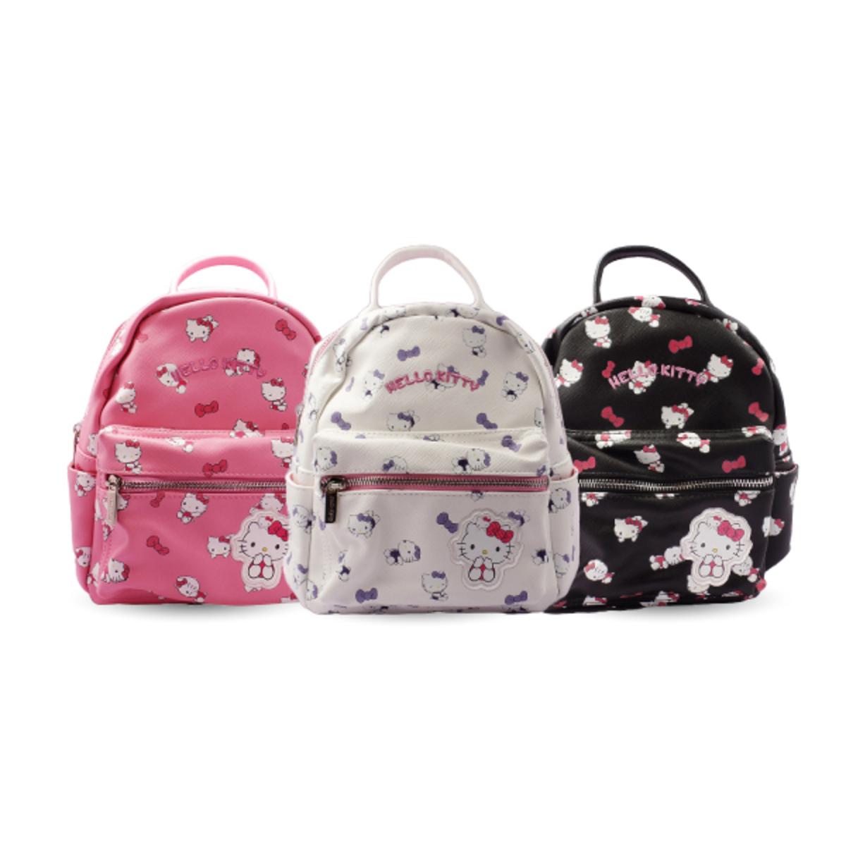 aaf4f55f8796 Hello Kitty Girls Compact School Backpack (HKBAG-213)