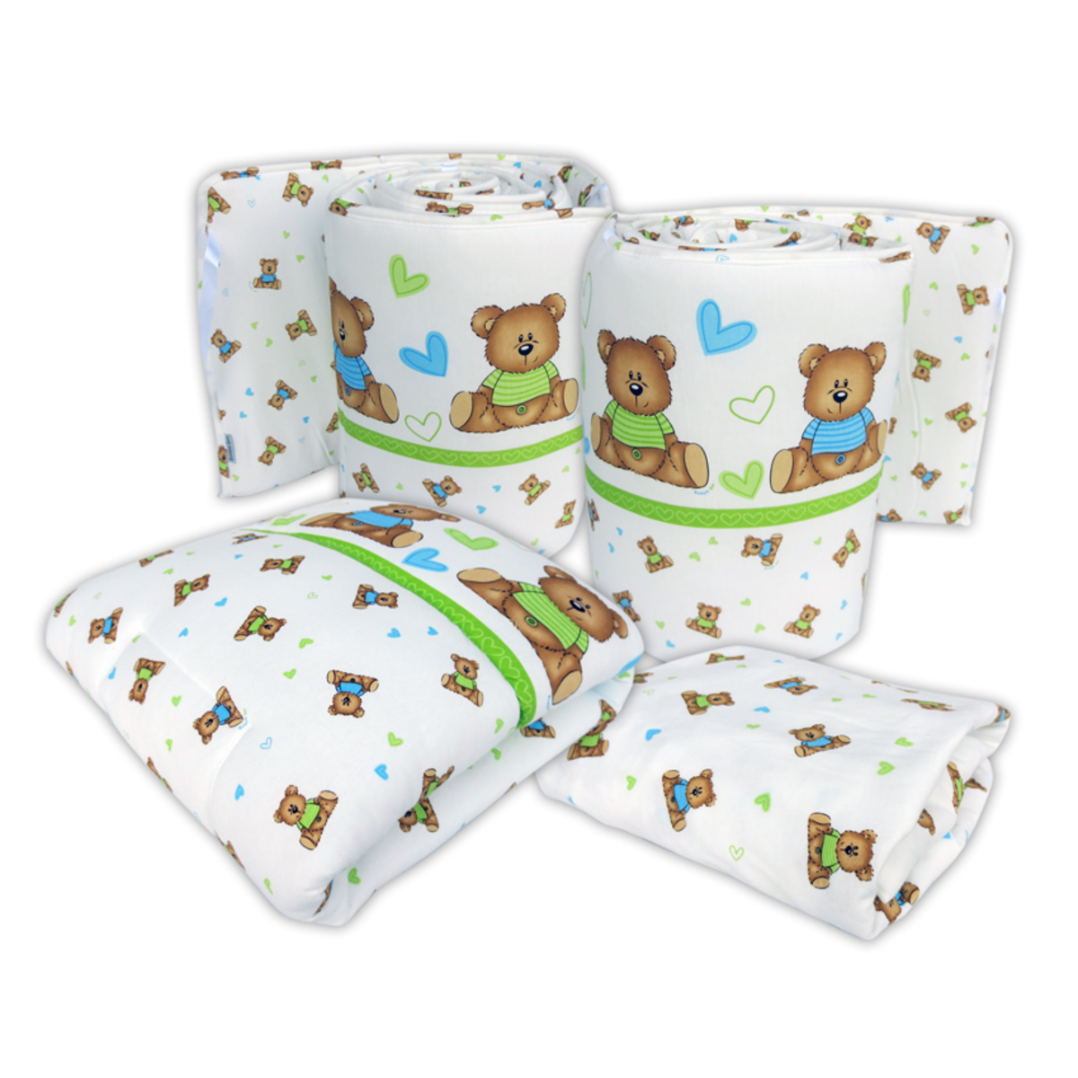 Bumble Bee Baby Bedding Set - 4pc Crib Set | Go Shop