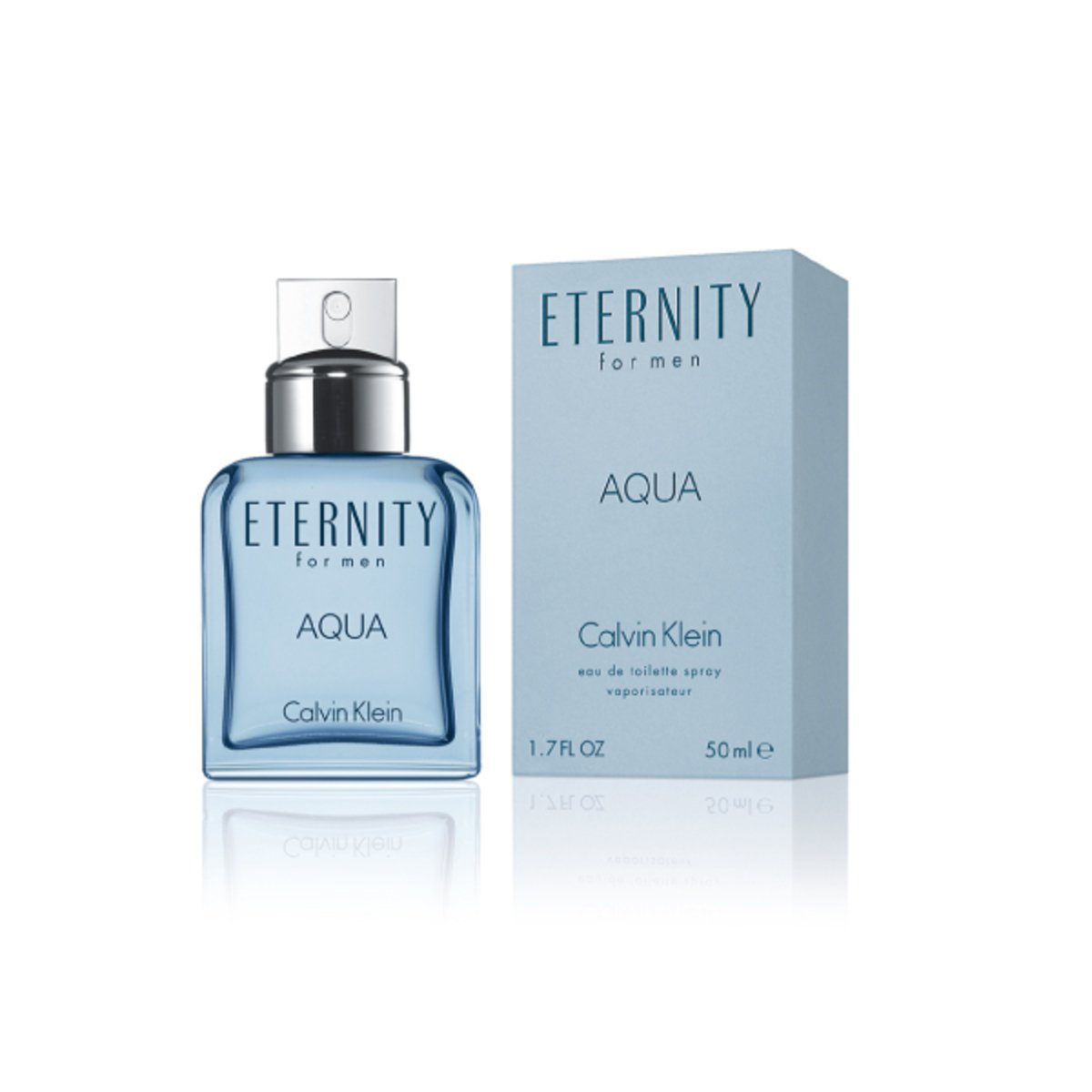 Calvin Klein Ck Eternity Aqua For Men Edt Spray 50ml Go Shop Man