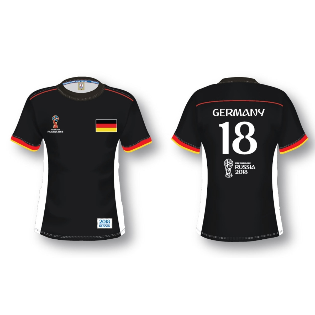 Fifa World Cup Jersey Germany