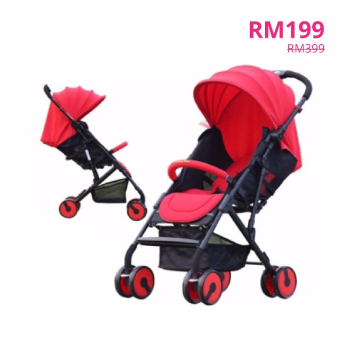 sokano premium lightweight compact foldable stroller go shop