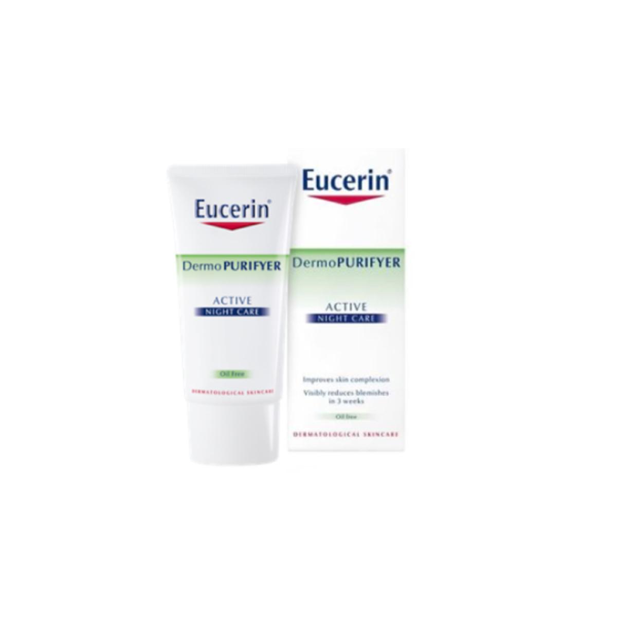 eucerin dermopurifyer hydrating care 50ml