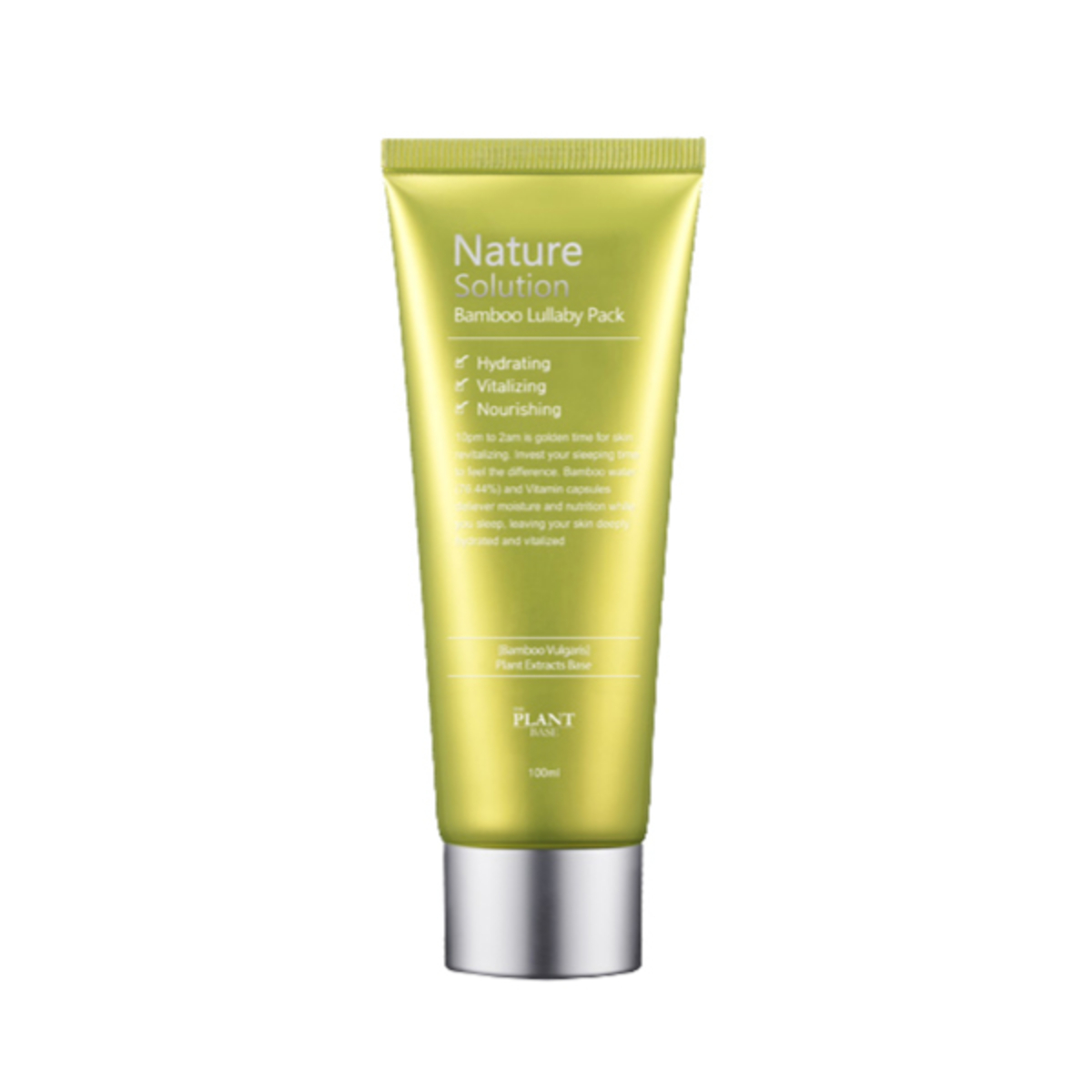 The Plant Base Nature Solution Bamboo Lullaby Pack 100ml 77477 Innisfree Orchid Sleeping 80ml