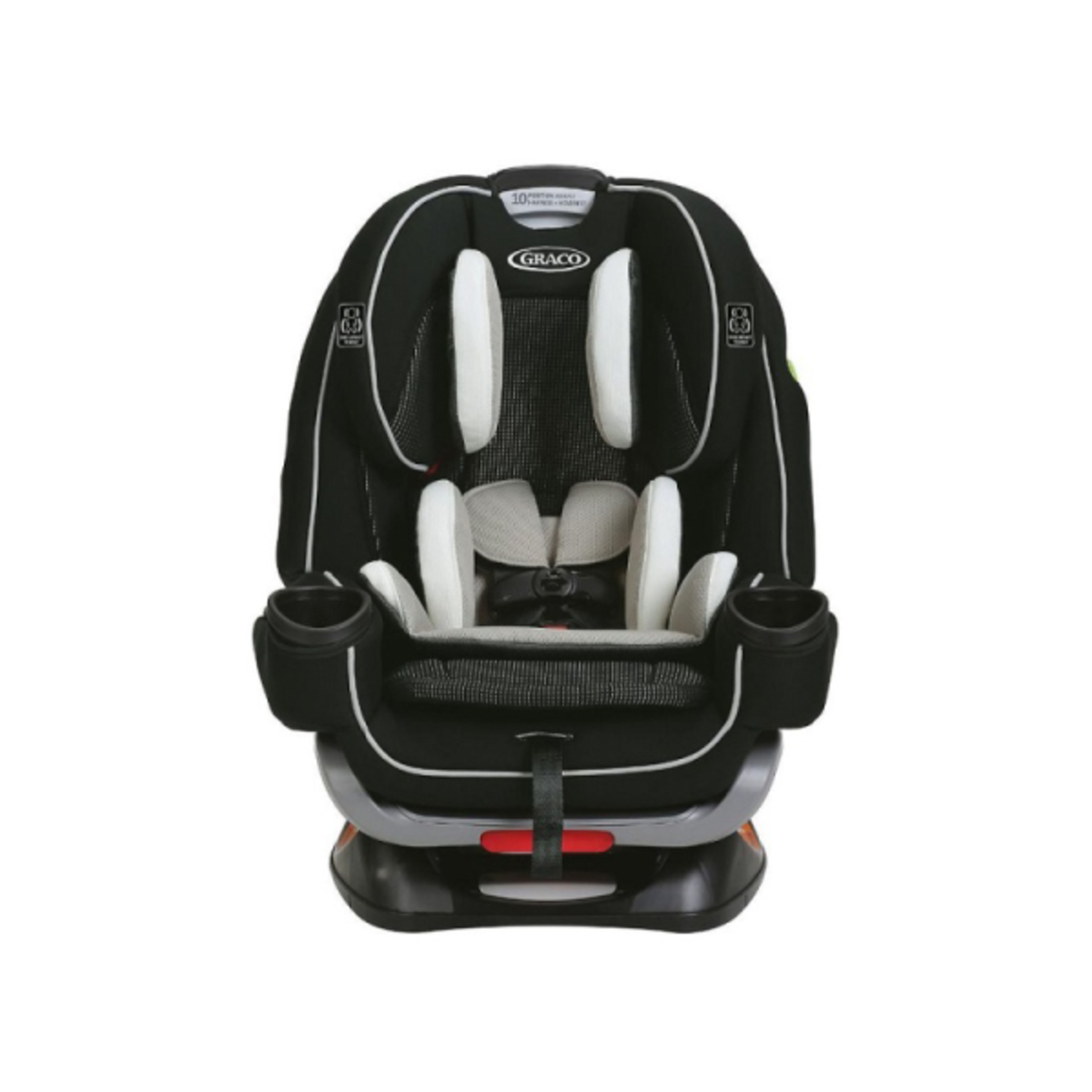 Graco 4Ever™ Extend2Fit® 4-in-1 Car Seat - Clove | Go Shop