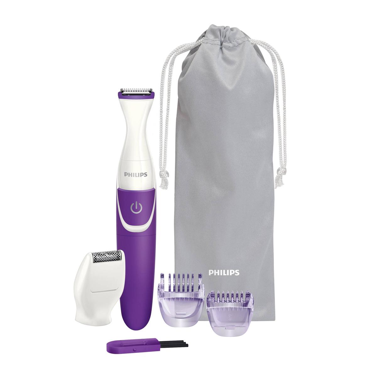 Philips ladyshave with bikini trimmer