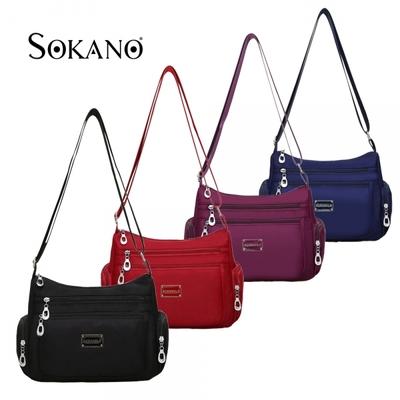 SoKaNo Trendz SKN622 Premium Nylon type RM69.90  SoKaNo SoKaNo Trendz  SKN625 Simple PU Leather Crossbody Bag Sling Bag With Deer Charm Handbag ... bb653a5a86