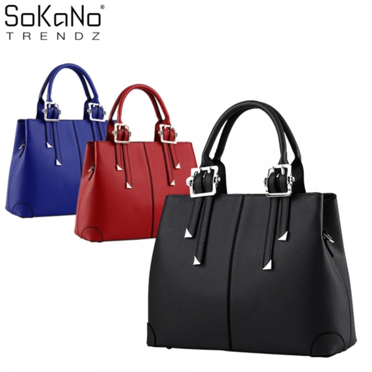 SoKaNo Trendz SKN801 Premium PU Leather Bag  d0d046a5aa