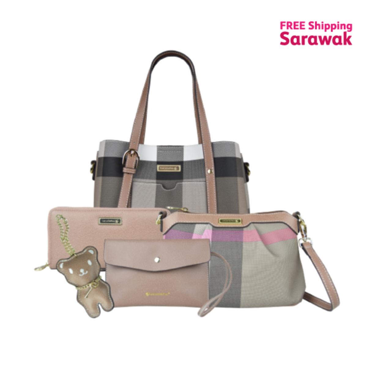 baa774b29b2 [SW] Lancaster Polo Fiona Satchel Handbag Set | Go Shop