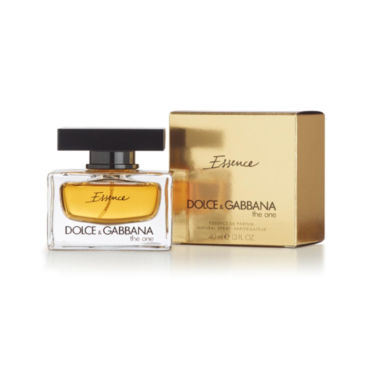 DOLCE and GABBANA The One Essence Eau de Parfum Spray for Women 40ml   Go  Shop 1391186e21ea