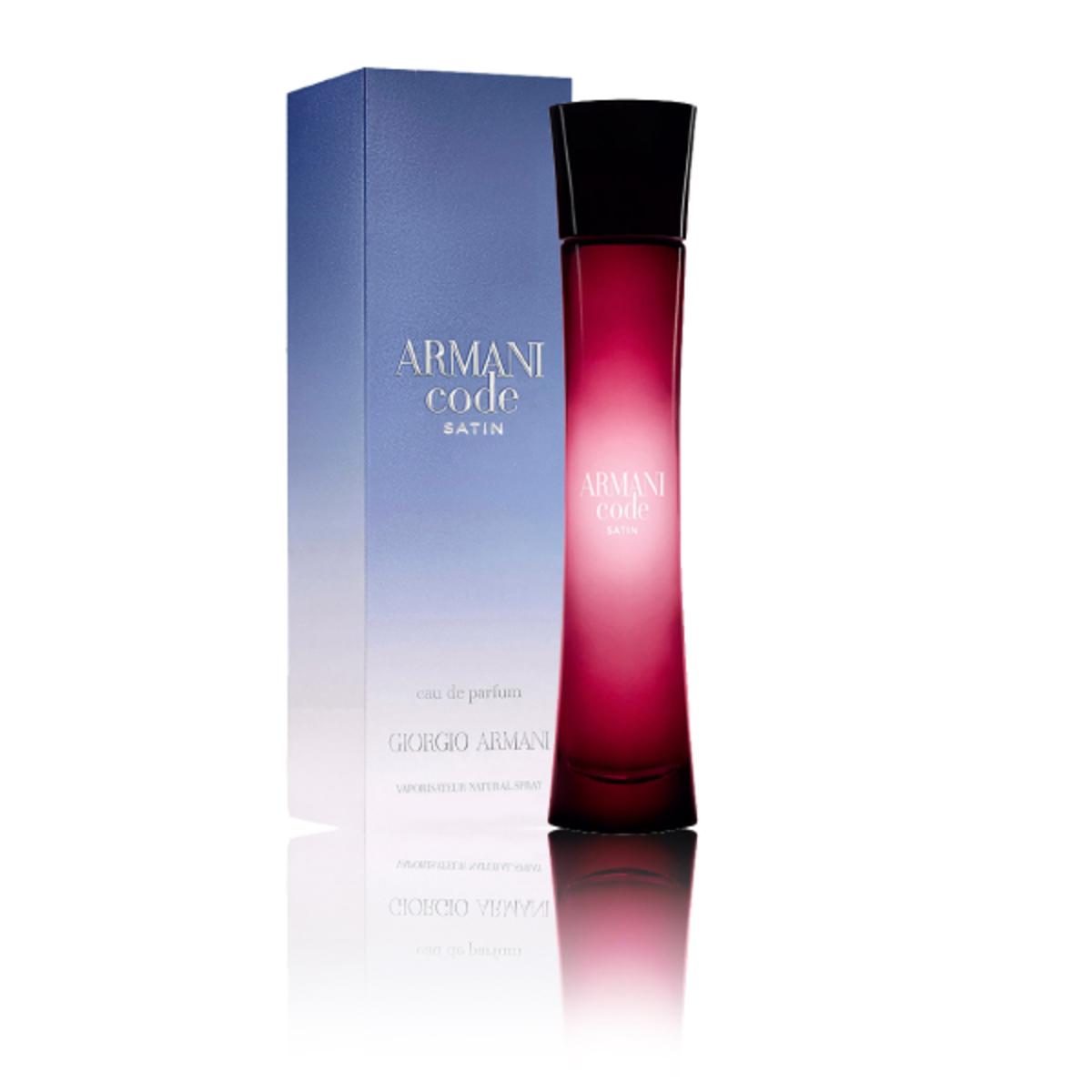 9dc6a09dd275 GIORGIO ARMANI Armani Code Satin Eau de Parfum Spray for Women 75ml ...