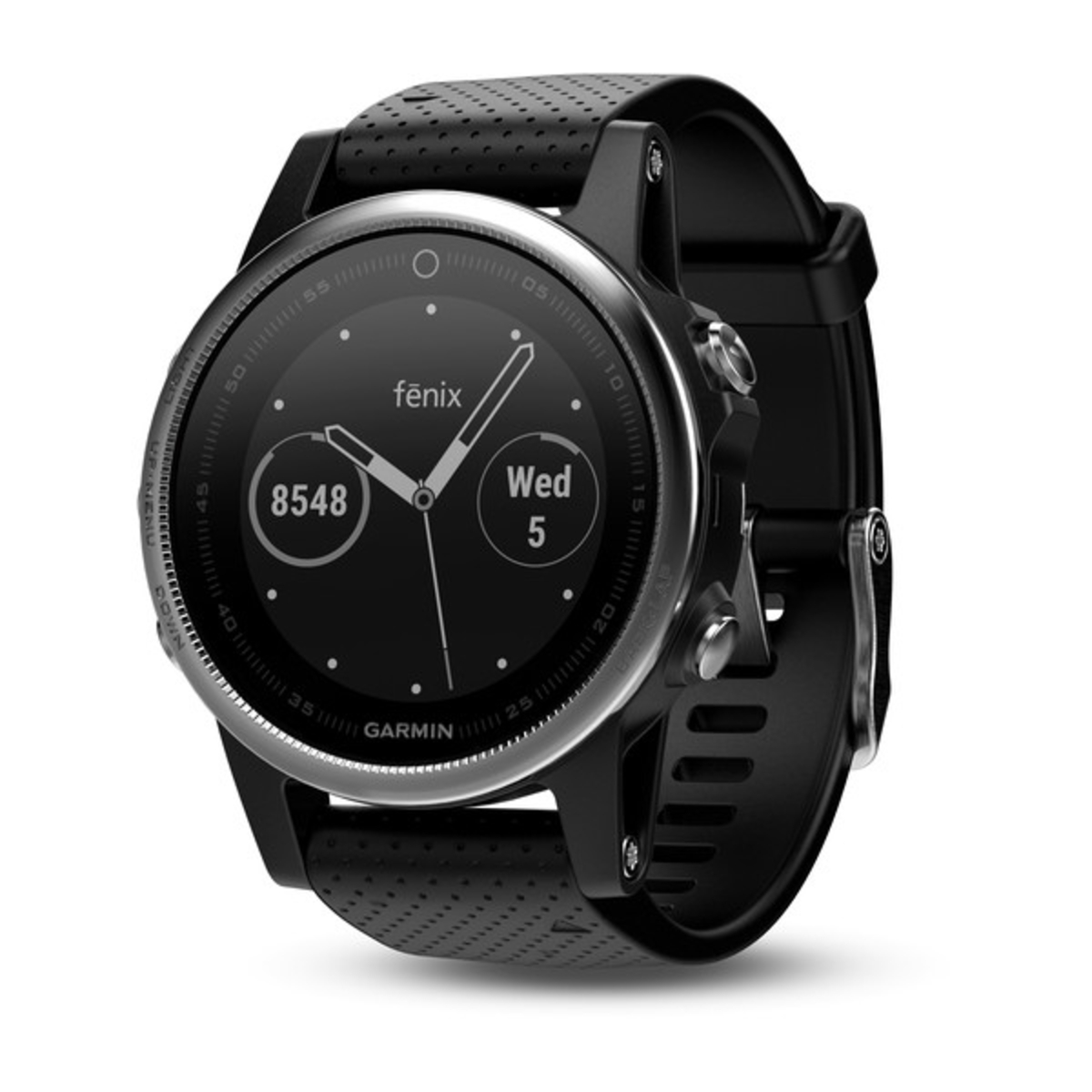 Garmin Fnix 5s Sapphire Black Multisport Gps Watch With Elevate Suunto Ambit3 Peak Hr For Outdoor Sports Wrist Heart Rate Technology
