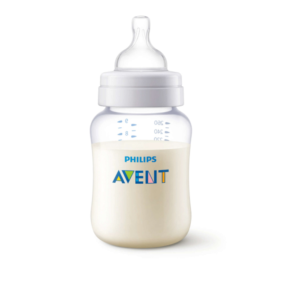 Philips Avent PA Classic + Feeding Bottle 260ml | Go Shop