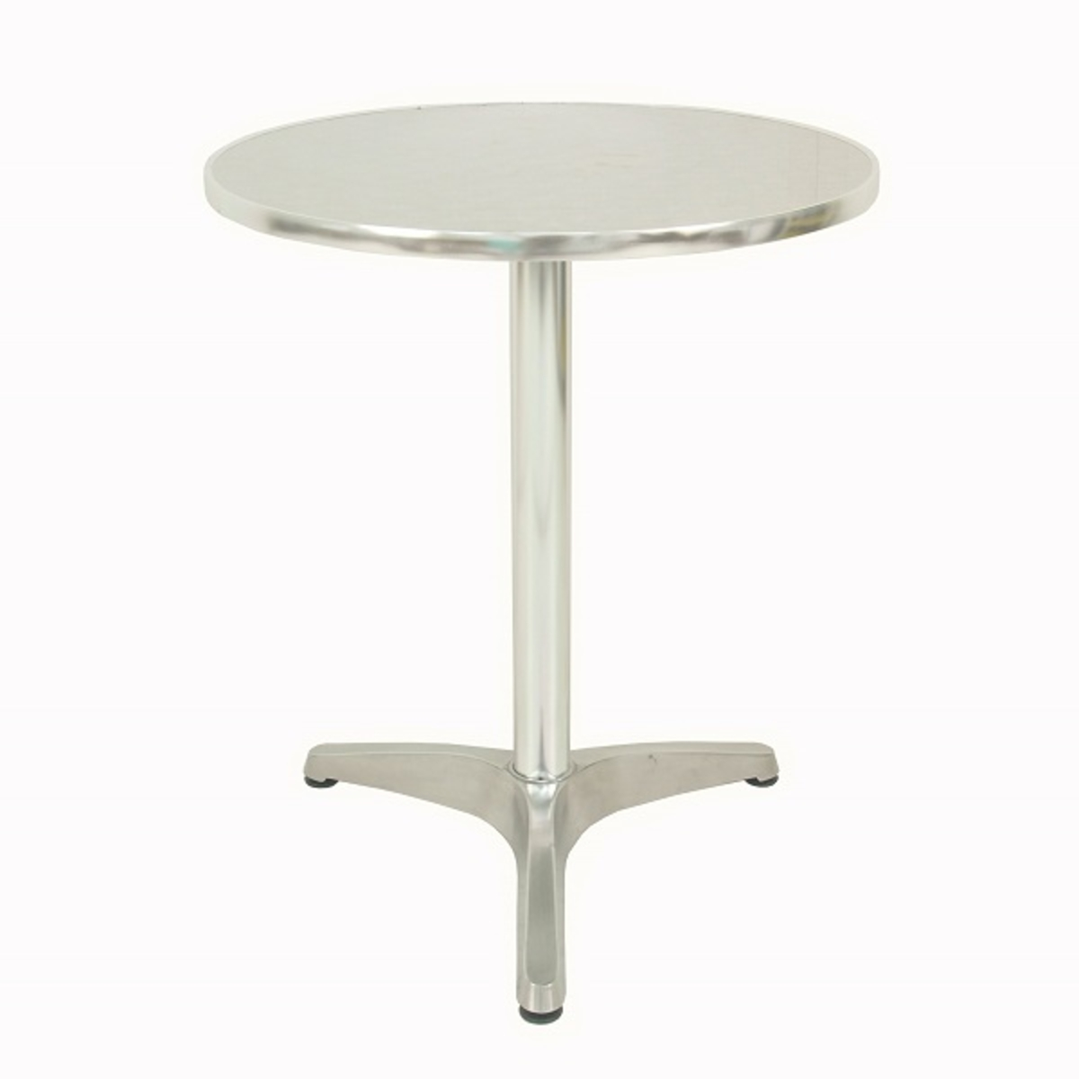 Pamica Stainless Steel 60cm Round Table