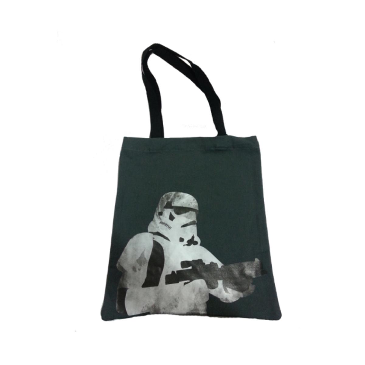 Disney Star Wars Stromtrooper Tote Bag