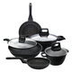 Shogun Marble Cookware Set with Free Gift