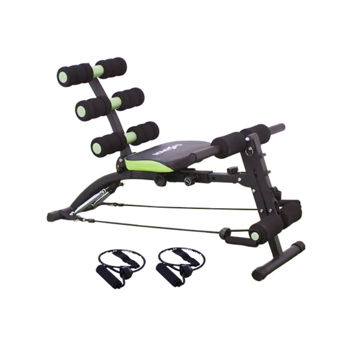 Homespo Total Core Fitness Machine Go Shop Alat Fitnes Roll