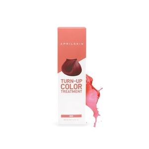 April Skin Turn Up Color Treatment (Red)