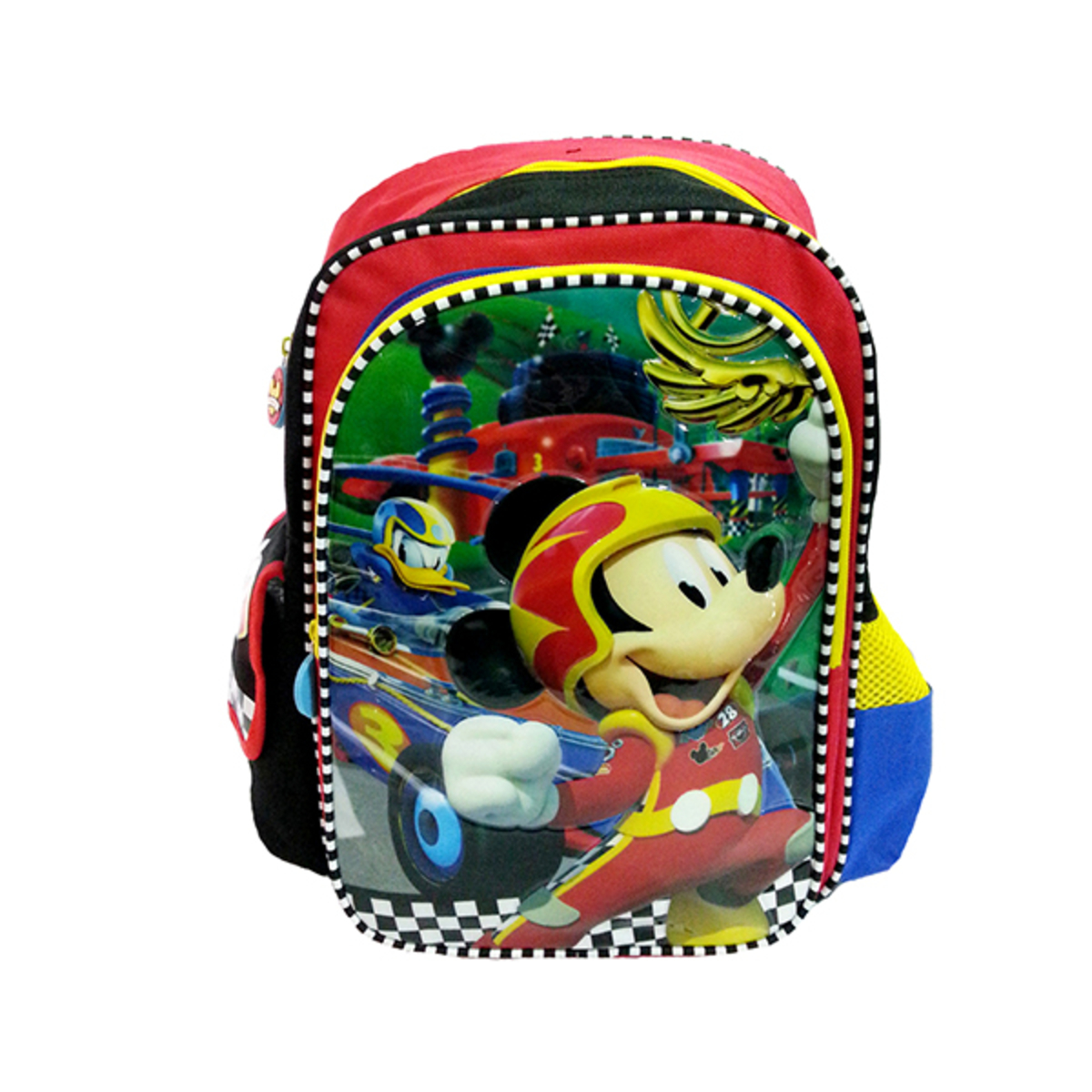 fbc1e9145acd Disney Mickey Mouse Roaster Race Pre School Bag