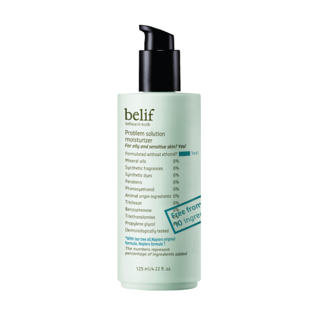 Problem Solution Moisturizer by belif #14