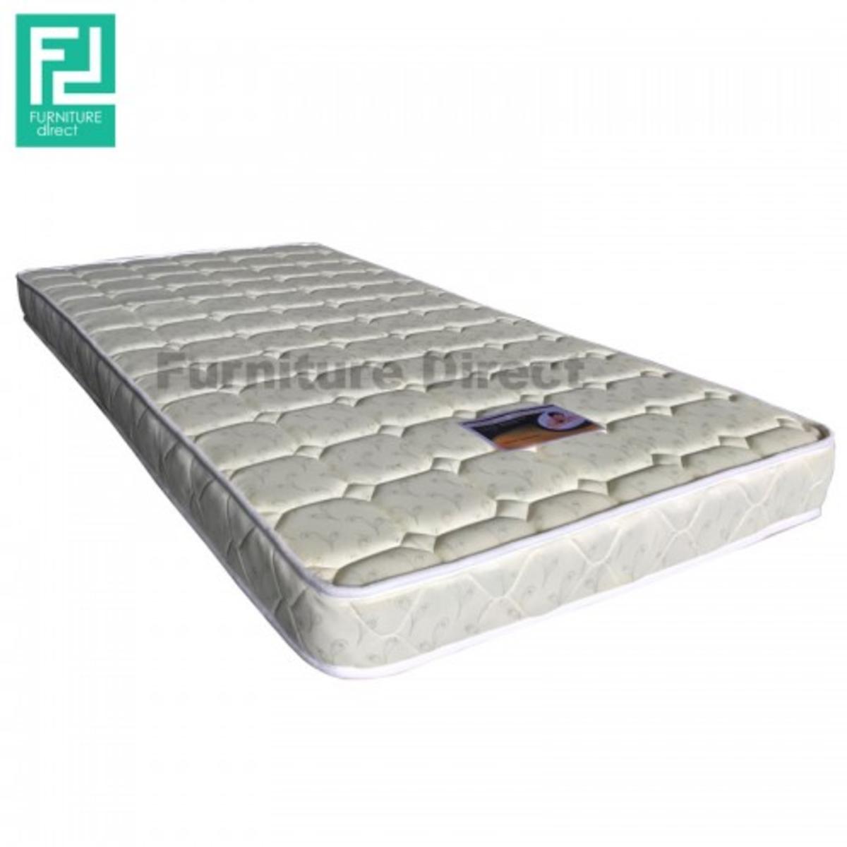Furniture Direct 4inch Single Rebond Foam Mattress