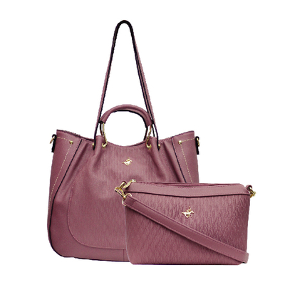 2d238221d4 Polo XIII Distinctive Handbag Set RM189.00  Corroco