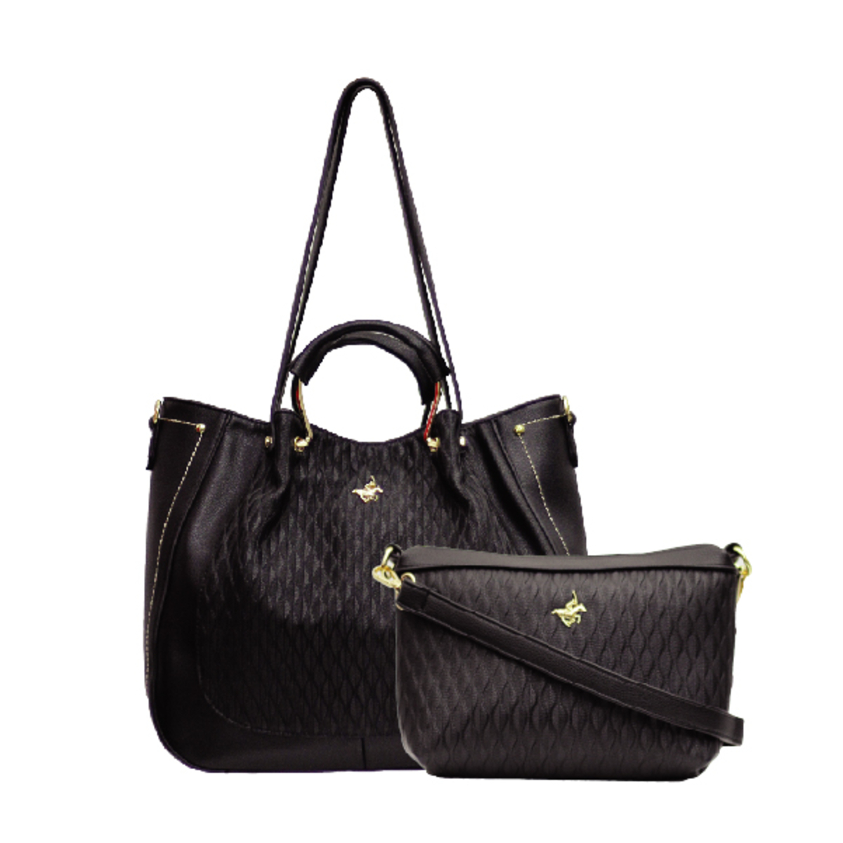 e2a4ee0ca8 Polo XIII Distinctive Handbag Set