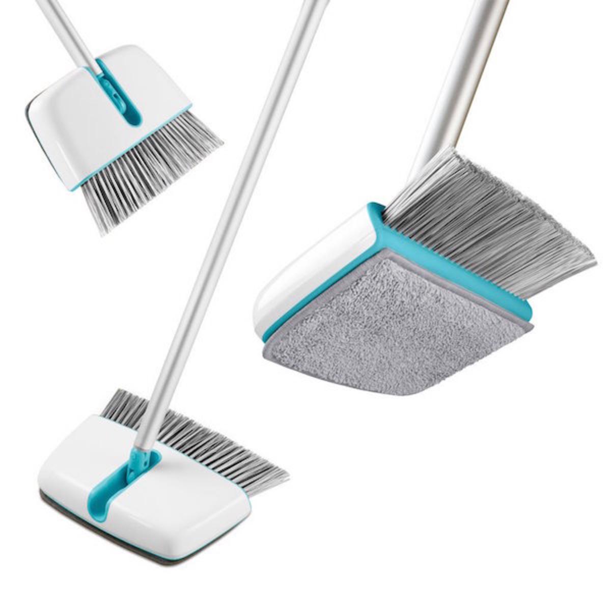 Quirky Flipside (2 in 1 Broom + Dust mop) | Go Shop