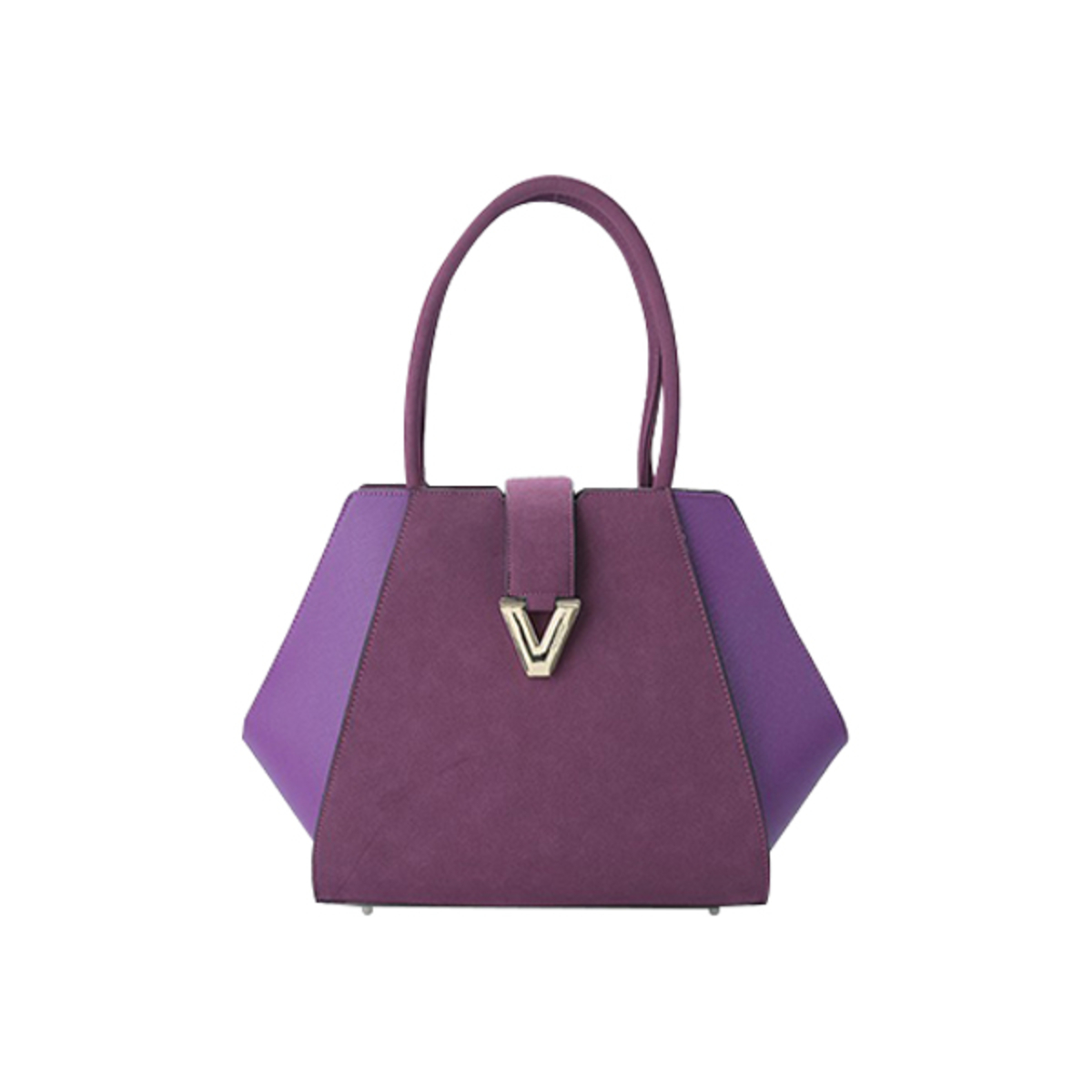 8cd7e42bf8 VICTORIA SLOANE Camden Bag - Juice Purple