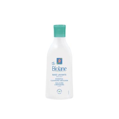 Biolane Essential Cleansing Emulsion 200ml