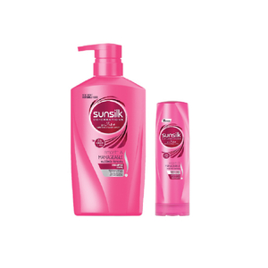 Sunsilk Shampoo Smooth and Manageable+Conditioner