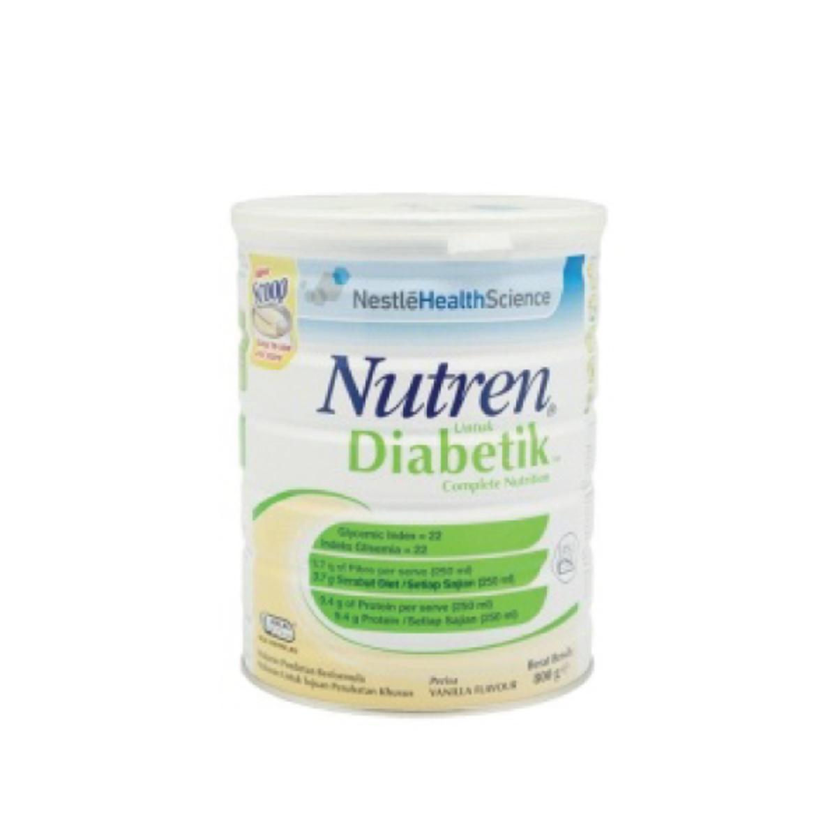 Nutren Diabetik Malaysia Diabetes Recipe 2 Nestle Easy Scoop Vanilla 800g Goshopcommy