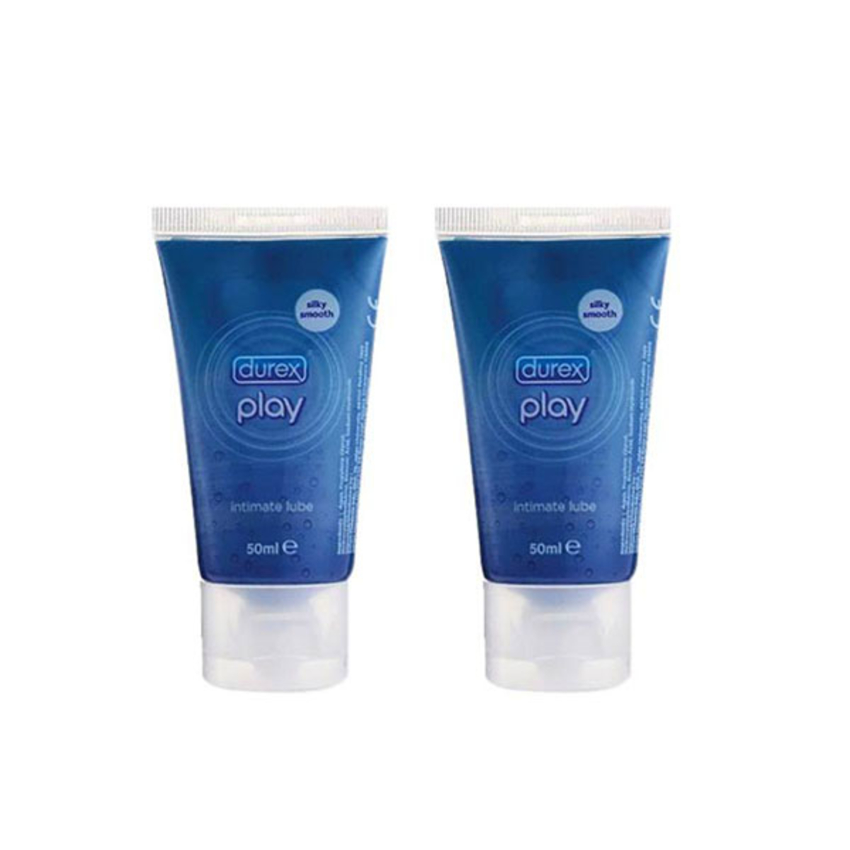 Durex Play Lubricant 50ml X2 Go Shop Intimate Lube 100 Ml