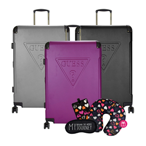 d5444632a40b Guess - Marlos HS 20 Inch - Expandable 8-Wheel Spinner Hard Case