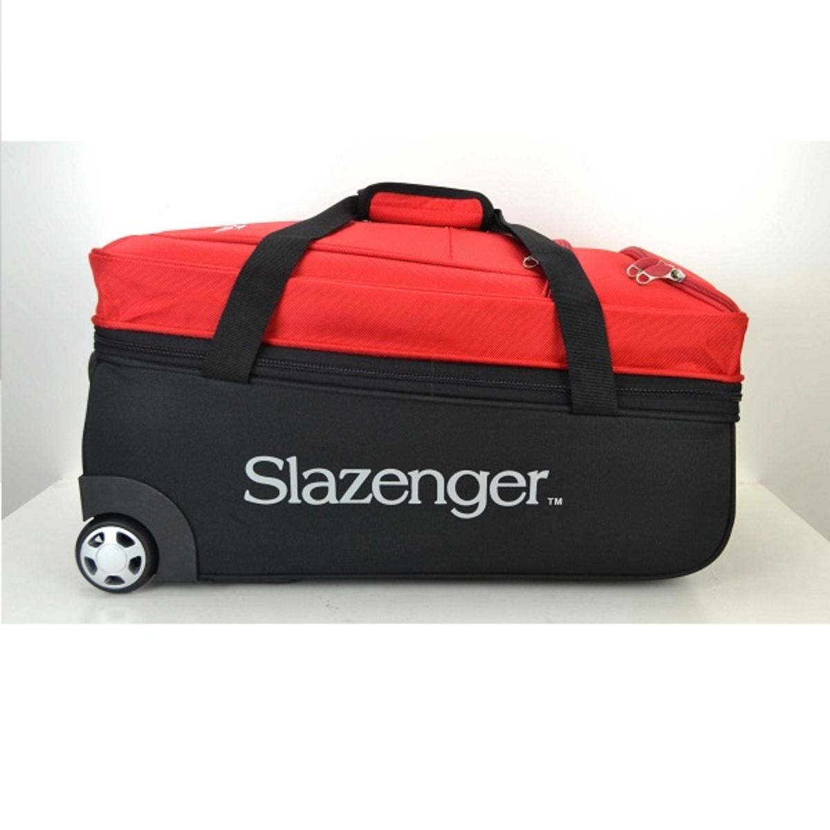 7d0a01077f Slazenger Rolling Duffle Bag with Trolley 22inch | Go Shop