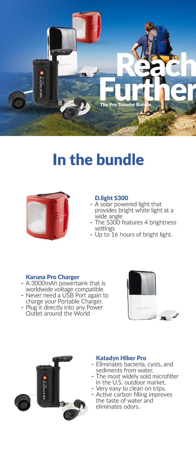 Pro Traveler Bundle