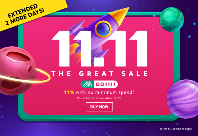 11 11 The Great Sales extend 2 day 640 x 440