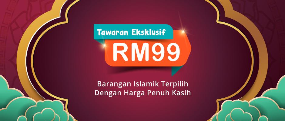 Tawaran Eksklusif RM99 940x