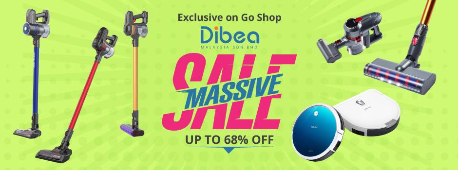 Dibea - up to 68% off 940x