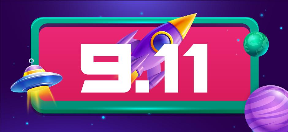 11.11 Special Live Show  9 Nov 940x