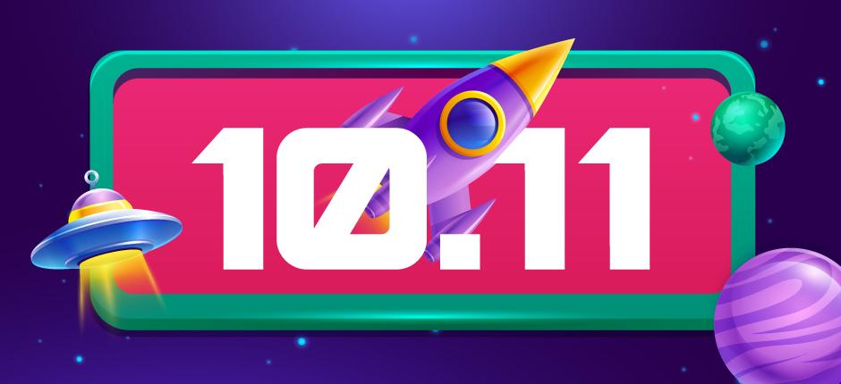 11.11 Special Live Show  10 Nov