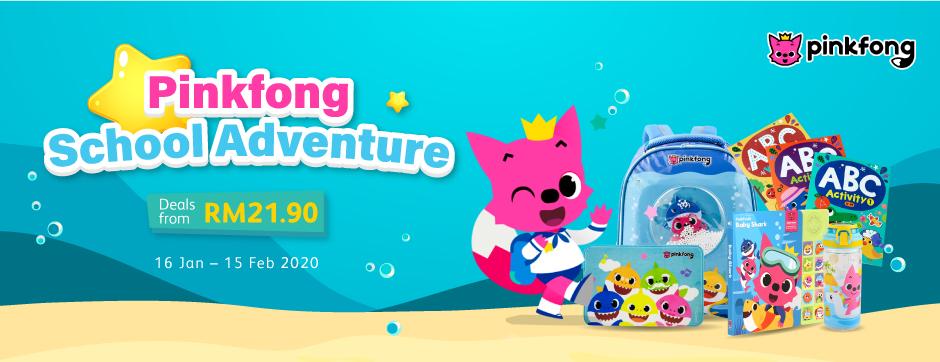Pinkfong School Adventure 940x