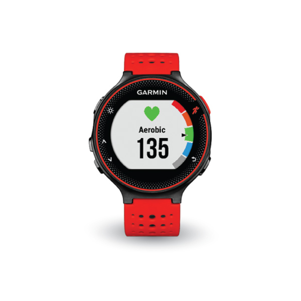 Garmin Forerunner 235 Lava Red Gps Running Watch With Wrist Based Suunto Ambit3 Peak Sapphire Black Hr For Outdoor Sports Heart Rate