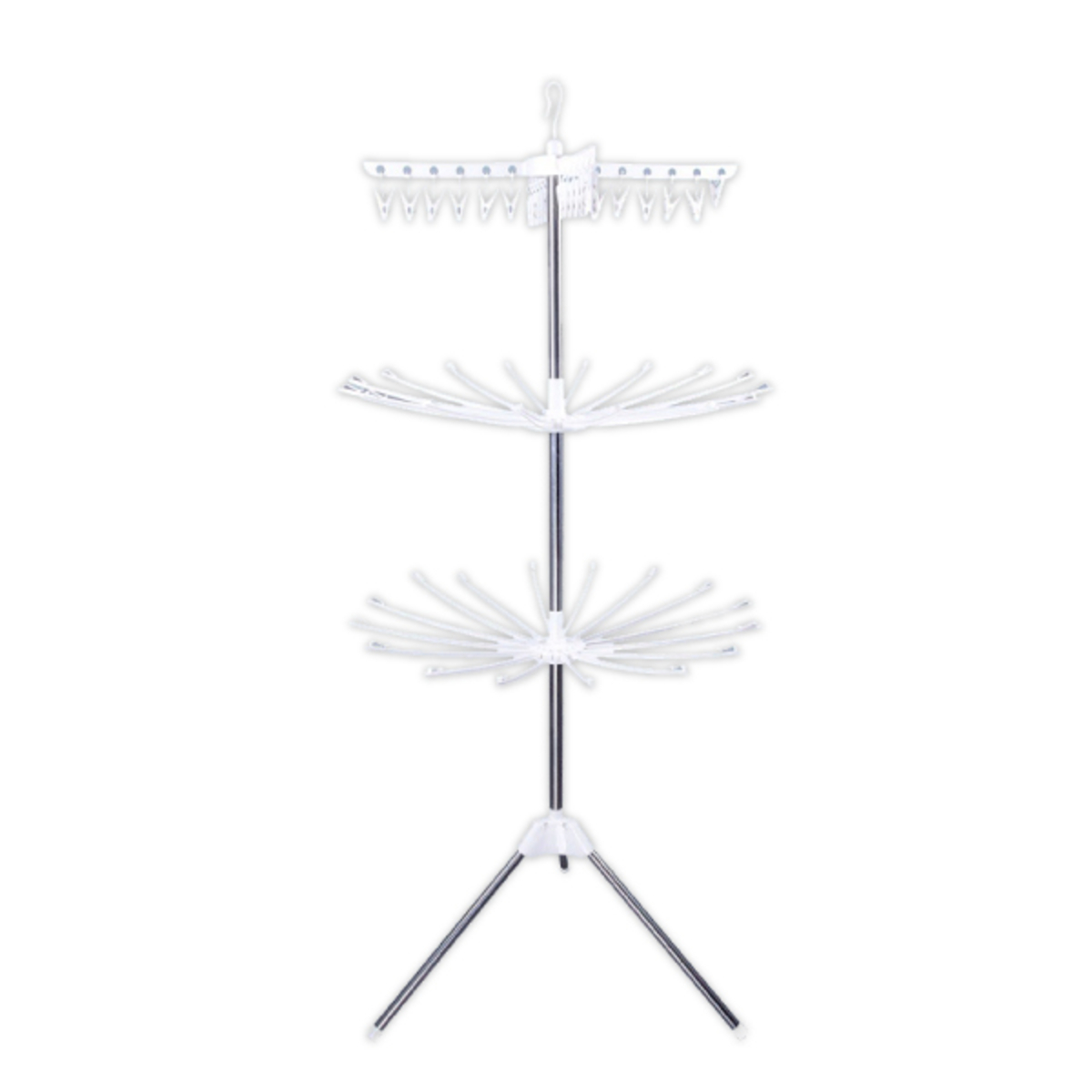 Asotv 3 Tier Clothes Drying Rack